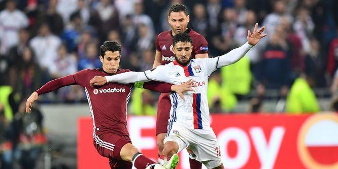 Olympique Lyon-Beşiktaş maçı Fransız basınında