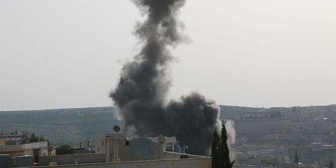 Suriye'de katliamlar sürüyor