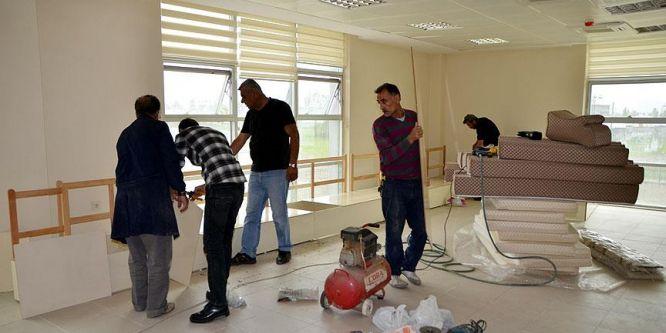 Yüksekova'ya gençlik merkezi müjdesi