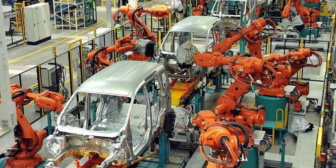 Otomobil üretiminde son 10 yılın rekoru