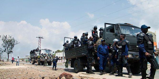 Kongo'da rehin alınan 16 BM personeli serbest bırakıldı