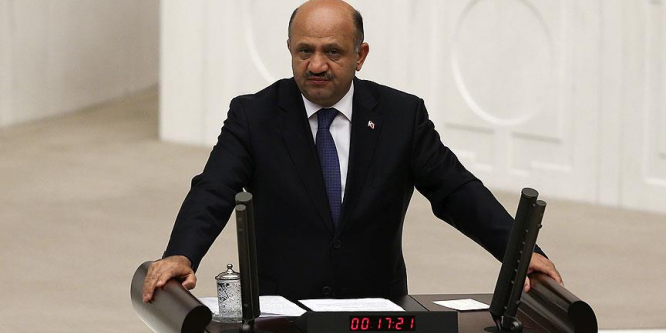Milli Savunma Bakanı Işık: Türkiye, Kıbrıs'ta çözümden yana tavrını ortaya koydu