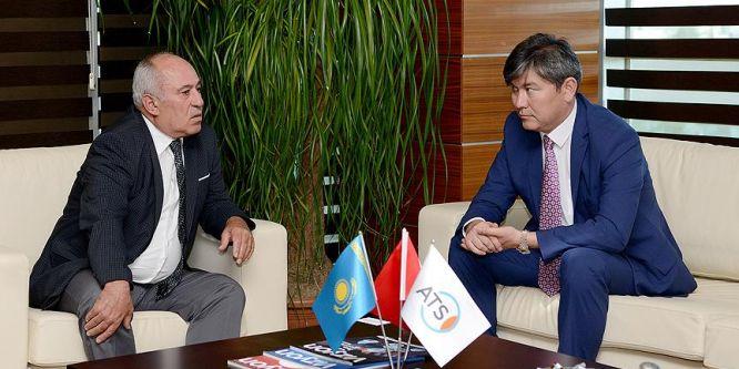 Kazakistan'dan Türk yatırımcılara davet