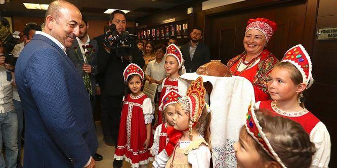 Çavuşoğlu: Astana sürecini işletmeye devam edeceğiz