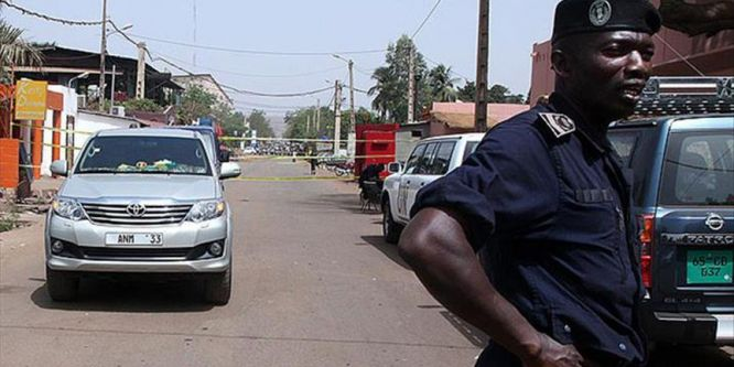 Askeri birliğe saldırı düzenlendi: 7 ölü