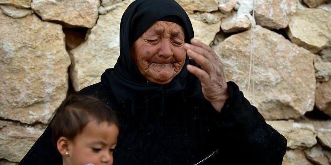 Terör örgütlerinden kaçanlar Fırat Kalkanı'na sığındılar