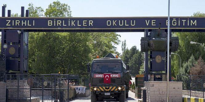 Zırhlı Birlikler Komutanlığı iddianamesi kabul edildi