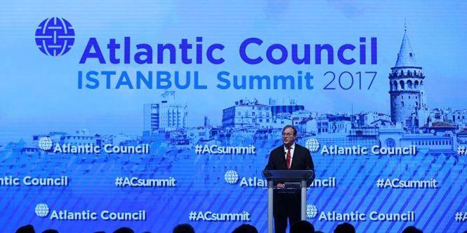 Atlantik Konseyi İstanbul Zirvesi 2017 başladı