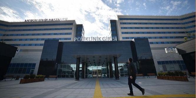 Recep Akdağ: Mersin Şehir Hastanesi 3 Şubat'ta açılacak