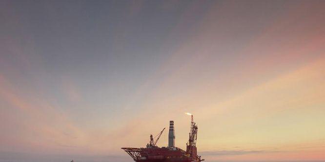 Akdeniz'de petrol ve doğalgaz aramaları için düğmeye basıldı