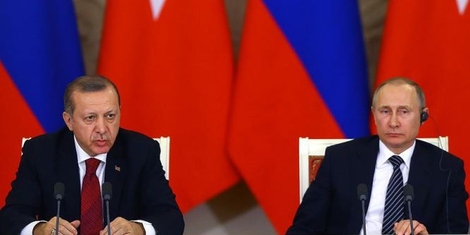 ''Erdoğan-Putin görüşmesi Suriye'de çözüme ivme kazandırır''