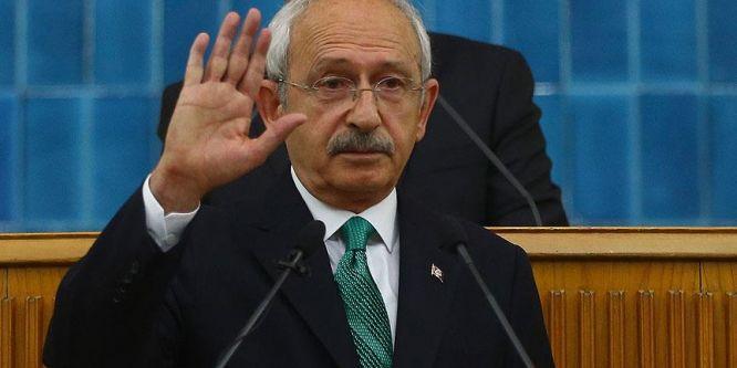 Kılıçdaroğlu milletin iradesini hiçe saydı!