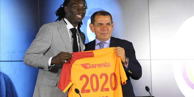 Gomis, Galatasaray'ın 5. Fransız futbolcusu