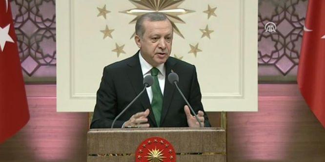 Cumhurbaşkanı Erdoğan: FETÖ'cüler yollarını kaybetmiştir