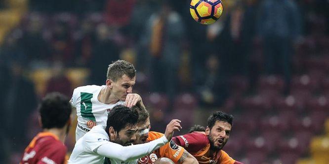 Galatasaray ile Bursaspor 96. randevuda