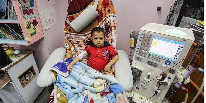 Gazze'de'hastaların durumu giderek kötüleşiyor