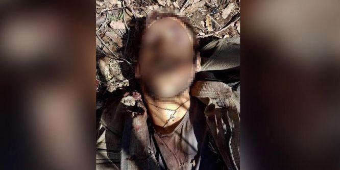 Öldürülen teröristin üzerinden bakın ne çıktı