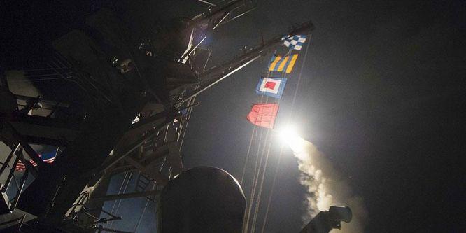 ''Saldırı ABD'nin Suriye'ye dönüşü''
