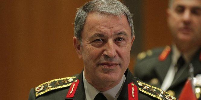 Genelkurmay Başkanı Akar'dan terörle mücadele açıklaması