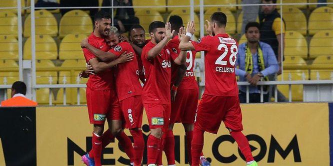 Antalyaspor rekor kırdı
