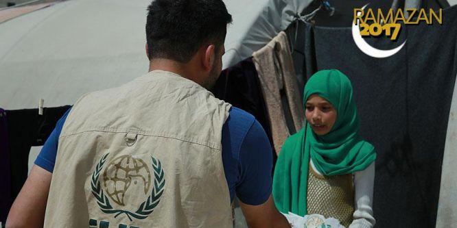 İHH'dan Suriye'ye Ramazan yardımı