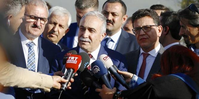 Fakıbaba: Antalya'da yaraları saracağız