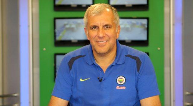 THY Avrupa Ligi'nin en iyi antrenörü Zeljko Obradovic
