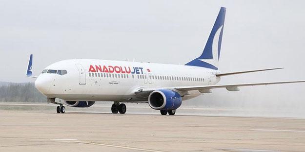 THY indirimli bilet fiyatları Anadolujet indirimli uçak bileti ne kadar?