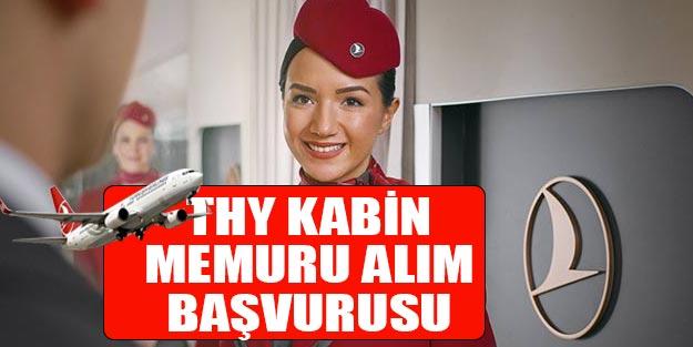 THY personel alımı son dakika iş ilanları Türk Hava Yolları personel alımı başvurusu