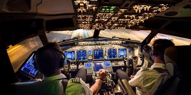 THY pilotu 900 metreden gördü, şikayet etti