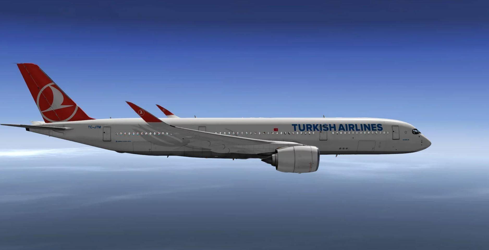 THY'nin 787 ve A350 uçakları hem rahat hem de konforlu