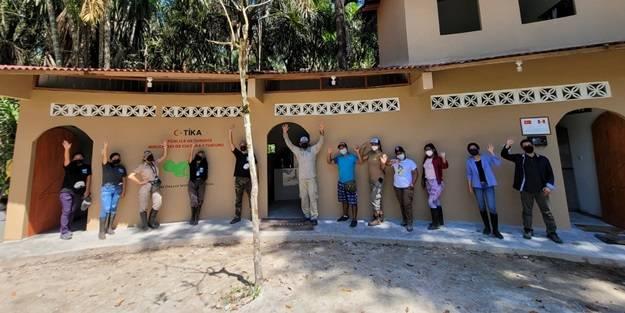TİKA, Peru'da veteriner kliniği inşa etti