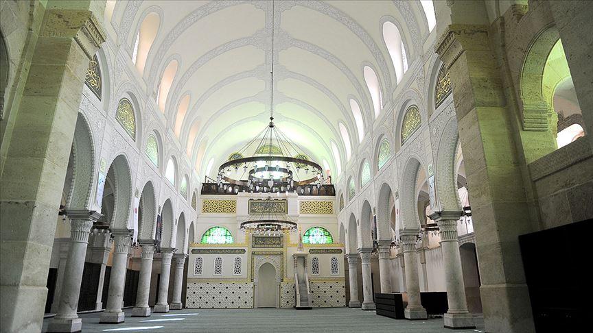 TİKA son 5 yılda 50'den fazla Osmanlı mirası camiyi onardı