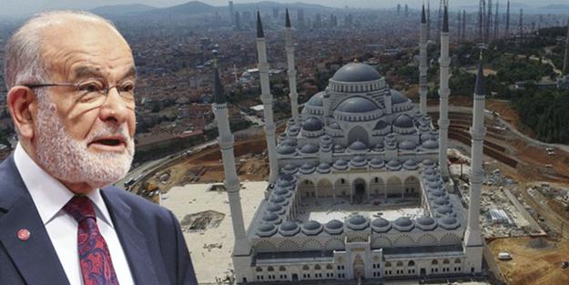 TİMAV'dan Temel Karamollaoğlu'na tepki: Çamlıca Camii'ni eleştirmek kendi medeniyetimizle çatışmaktır