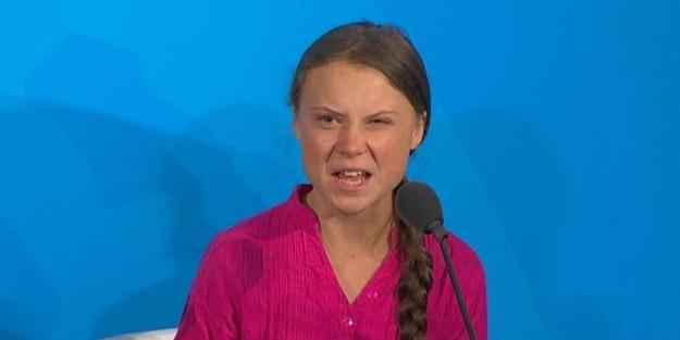 TIME dergisi Türkiye'yi şikayet eden Sorosçu Greta Thunberg'ı yılın kişisi seçti!