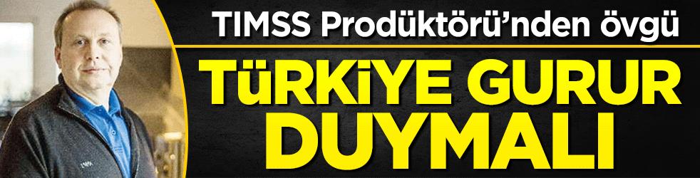 TIMSS Direktörü Hastedt'den Türkiye'ye büyük övgü