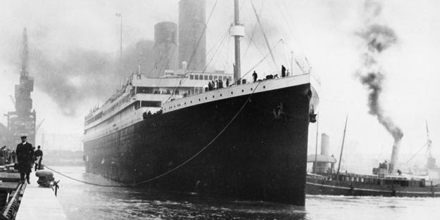 Titanic'in son yemek menüsü satışa çıktı