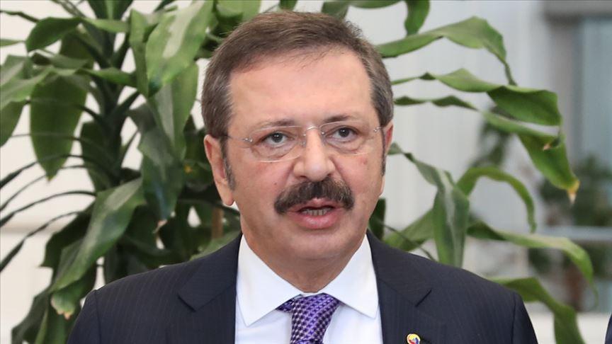 TOBB Başkanı Rıfat Hisarcıklıoğlu: Volkswagen'in yatırımından herkes kazanır
