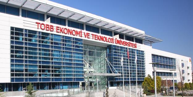 TOBB Ekonomi ve Teknoloji Üniversitesi taban puanları ve sıralamaları 2019 YÖK atlas