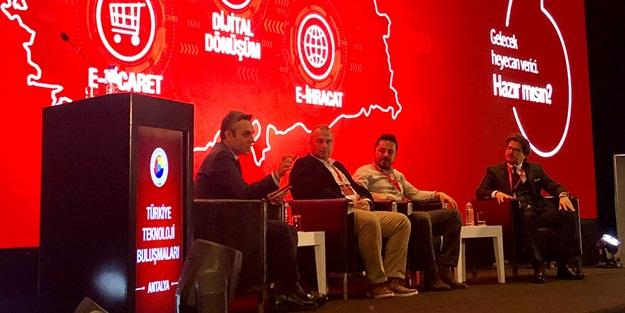 TOBB ve Vodafone, Antalyalı Kobi'lere dijital dönüşümü anlattı