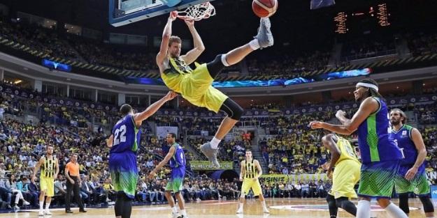 TOFAŞ'A fark atan Fenerbahçe seride öne geçti!