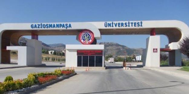 Tokat Gaziosmanpaşa Üniversitesi öğretim ve araştırma görevlisi alımı 2019