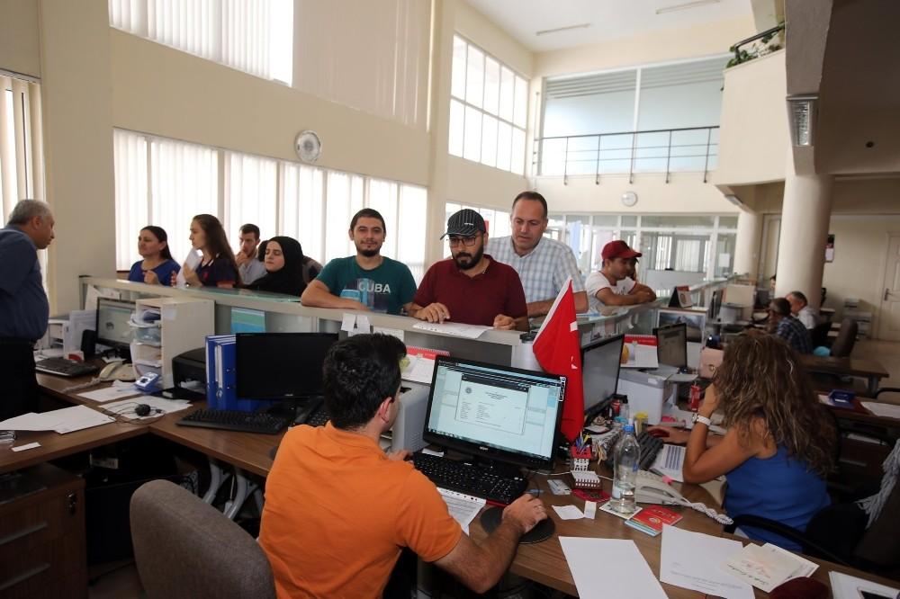 Tokat Gaziosmanpaşa Üniversitesi'ne 7 bin 200 öğrencinin kayıt yaptırması bekleniyor