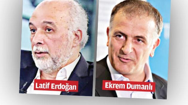 Latif Erdoğan'ı kim hedef gösterdi?