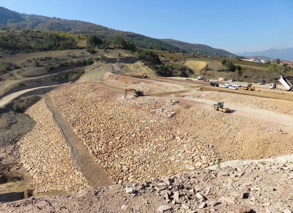 Tokat'ta 2 bin 110 dekar tarım arazisi suya kavuşacak