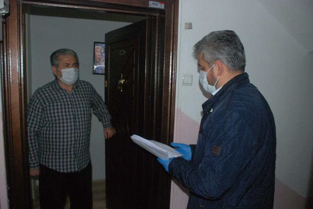 Tokat'ta, bin 500 din görevlisi sahaya indi