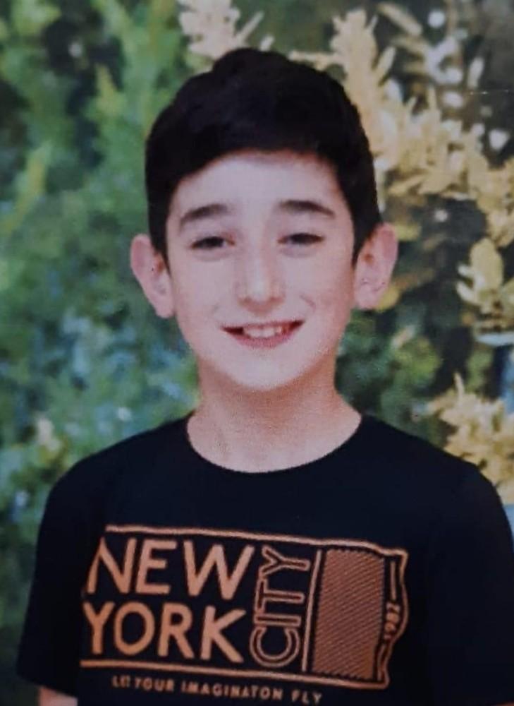Tokat'ta kayıp olarak aranan çocuk bulundu