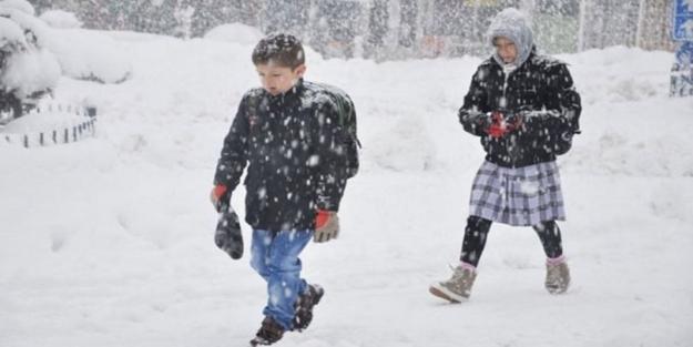 Tokatta okullar tatil olacak mı? 12 Şubat kar tatili haberleri