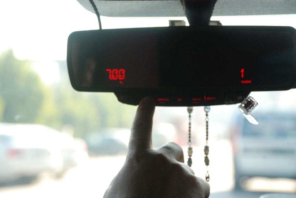 Tokat'ta taksi metre ücretlerine büyük zam