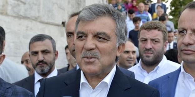 Tokat'taki Abdullah Gül Parkı'nın ismi değişti! Bakın ne oldu